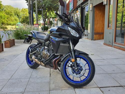 Yamaha Mt07 St