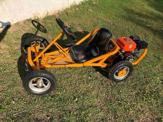 Kart Off-road Drift Buggy Novo Zerado Partida Elétrica 0 Km