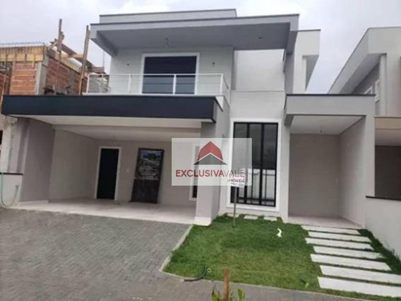 Casa À Venda, 330 M² Por R$ 1.080.000,00 - Urbanova - São José Dos Campos/sp - Ca0552