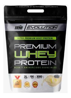 Premium Whey Protein 3kg Star Nutrition. Promo