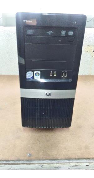 Cpu Hp Compaq Dx 2390 - 02 Gb Ddr2 - Hd 160 Gb - Usado