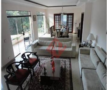 Casa Com 4 Dormitórios À Venda, 800 M² Por R$ 3.800.000 - Tamboré - Barueri/sp - Ca0035