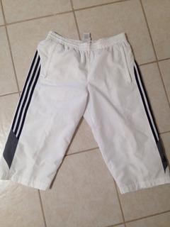 Pantalón adidas Blanco