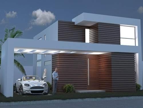 Hermoso Proyecto En Construcción, Concepto Abierto.