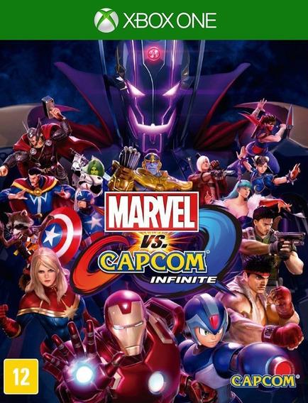 Marvel Vs. Capcom Infinite Xbox - 25 Dígitos (envio Flash)