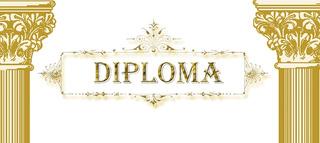 28 Psd Plantillas De Diploma Graduación Bachiller