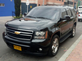 Chevrolet Tahoe Mod 2013 Blindada Nivel 3 Full