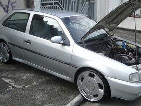 Volkswagen Gol Gl Cl Gts Gti Cli Quadrado Turbo Ls Bola Gli