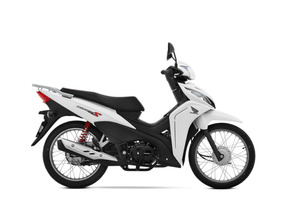Honda Wave110 Blanco 2018 0km Wave 110 Avant Motos