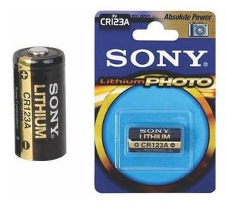 Pilas Sony Cr 123a