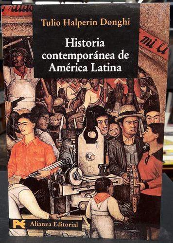 Historia Contemporánea De América Latina - Halperin Donghi