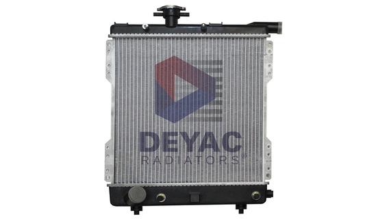 Radiador Dodge Grand Caravan 1992 3l Deyac 32 Mm