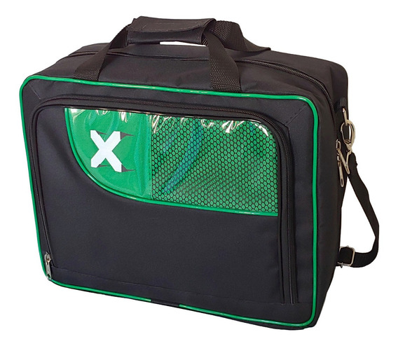 Bolsa De Transporte Xbox One Com Compartimentos Case Mochila