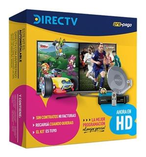 Antena Satelital Directv Hd Prepago