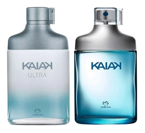Perfumes Masculinos Kaiak Clásica + Ka - mL a $325