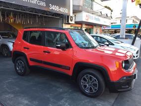 Jeep Renegade 1.8 Flex Automático, Único Dono, Impecável