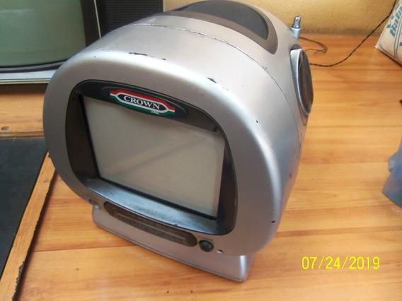 Micro Tv Rádio Antigo Ver Detalhe