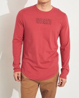 Camiseta Masculina Hollister Camisas Polos Abercrombie Tommy