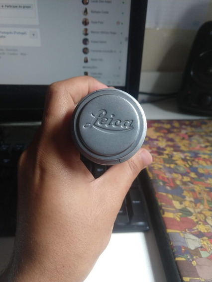 Lente Leica Hektor 13.5cm 1:4.5