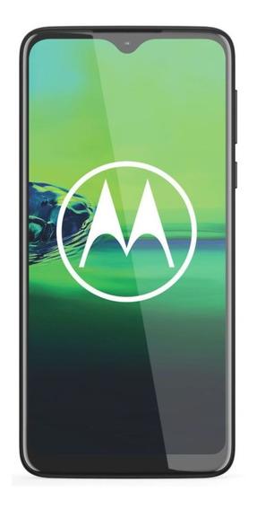 Celular Libre Moto G8 Play 6,2 2/32 Tres Cámaras Gris