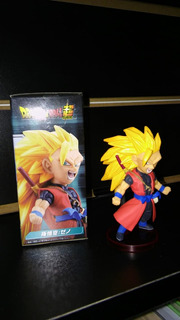 Banpresto - Dragon Ball - Sdbh 06 - Son Goku Super Sayan 3
