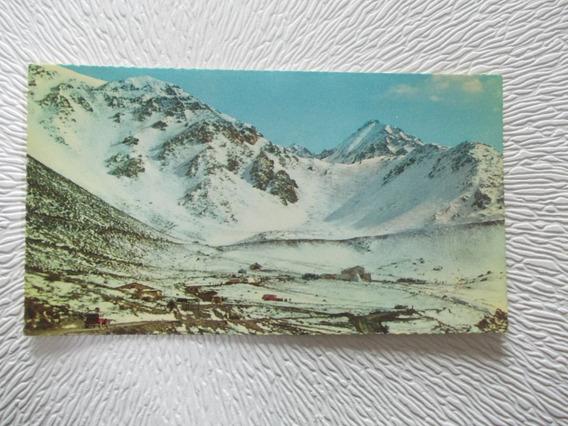 8299- Postal Mendoza, Cancha De Esqui