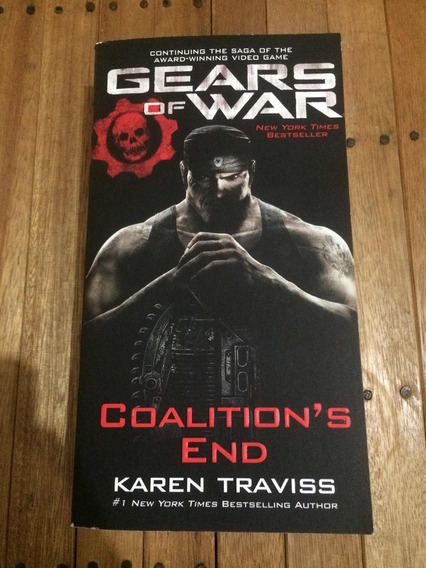 Gears Of War - Coalitions End (frete Grátis)