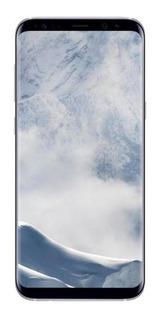 Celular Samsung Galaxy S8 Plus 64gb Prata Usado Excelente