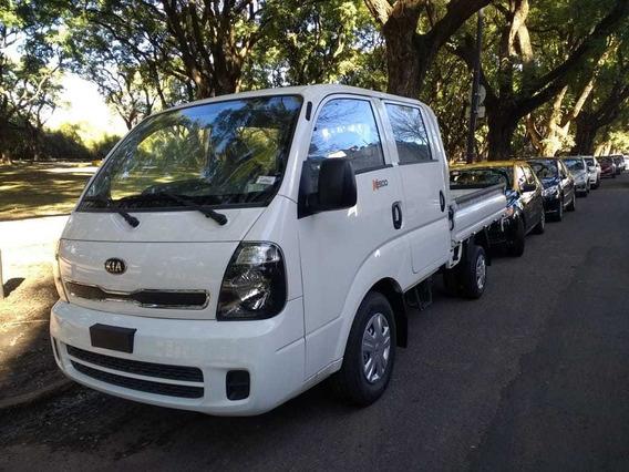 Kia K2500 2.5 Truck Chasis Doble Cabina