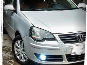 Volkswagen Polo Sedan 1.6 Total Flex 4p,completo