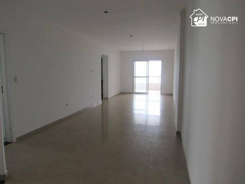 Apartamento À Venda, 173 M² Por R$ 1.159.701,00 - Aviação - Praia Grande/sp - Ap9930