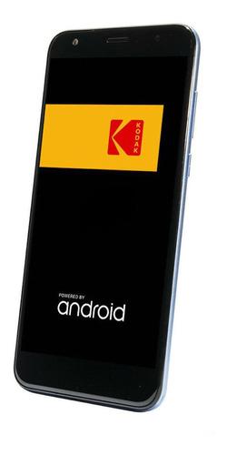 Celular Kodak Smartway T1 Dual Sim 16 Gb Azul 1gb Ram
