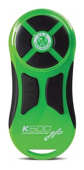 Controle Longa Distancia Jfa Verde / Preto K600 Full