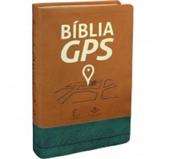 Bíblia Gps Linguagem De Hoje Ntlh Para Jovens