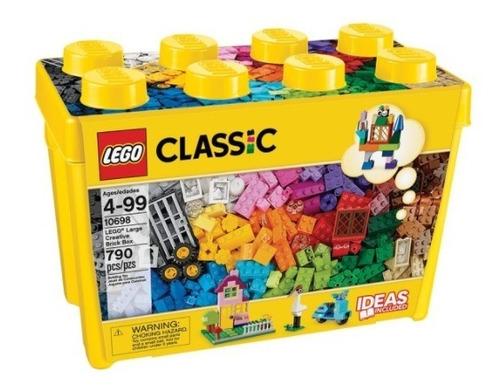 10698 - Caixa Grande De Peças Criativas Lego® Classic
