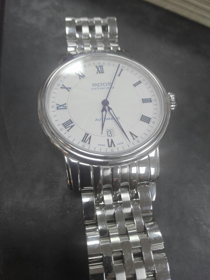 Reloj Epos / Swiss Made / Automatic