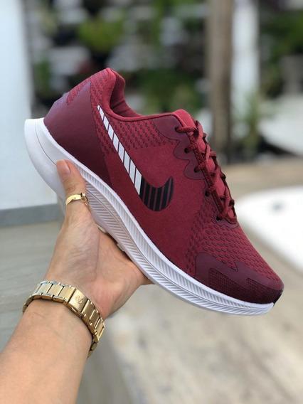 Tênis Nike Masculino Vermelho 40 A 43 - Promoção