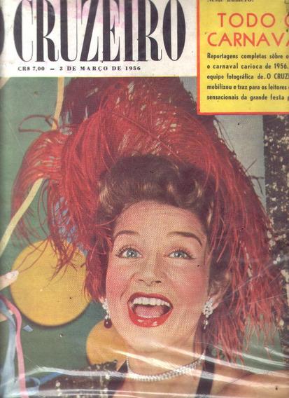 O Cruzeiro 1956.tônia.pelotas.goias.carnaval.bailes.fantasia