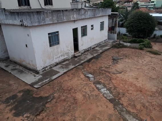 Casa Com 1 Quartos Para Comprar No Heliópolis Em Belo Horizonte/mg - 14705