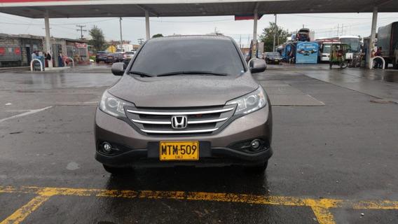 Honda Cr-v Cr V Full Ex 2012