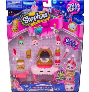 Shopkins Join The Party Princess Serie 7 Yamanca