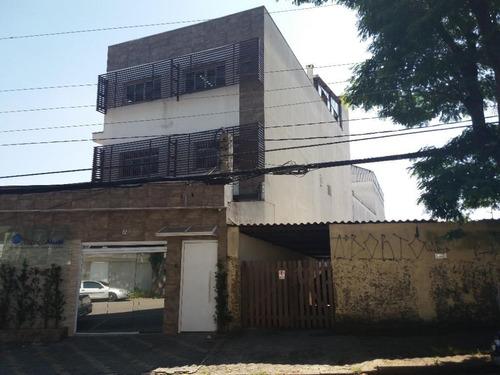 Imagem 1 de 30 de Prédio À Venda E Locação, 250 M² - Vila Curuçá - Santo André/sp - Pr19156