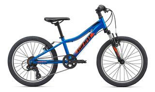 Bicicleta Niños Rodado 20 C/ Cambios Giant Xtc Jr 20 7vel