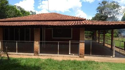 Chácara Rural Para Venda E Locação, Condomínio São Miguel Arcanjo (zona Rural), São José Do Rio Preto. - Ch0072