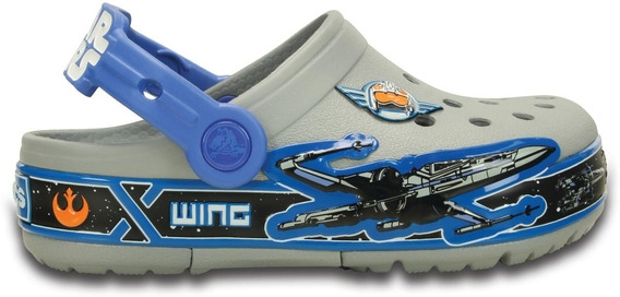 Crocs - Crocslights Star Wars X-wing Clog