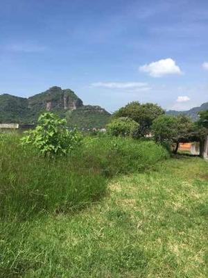 Terreno En Tlayacapan Con Hermosa Vista