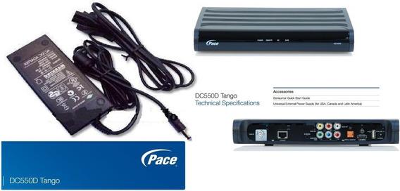 Decodificador Pace Dc550d