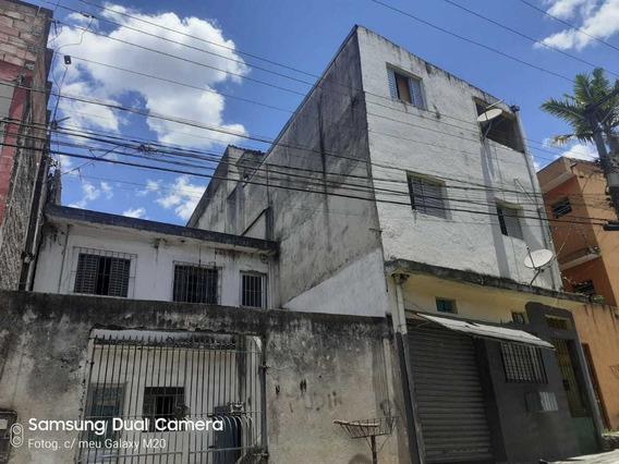 Imóvel Residencial Composto Por 6 Alugueis - Jardim Jacira