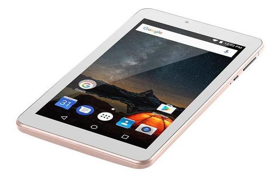 Tablet M7s Plus Quad Core 1gb Ram Wi-fi Original - Cor Rosê