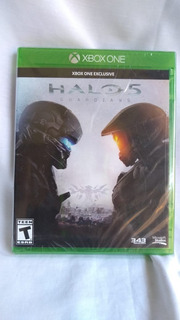 Halo 5: Guardians - Nuevo Y Sellado - Xbox One
